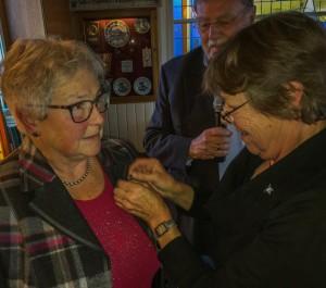 Marga Wolkers Goueden Speld